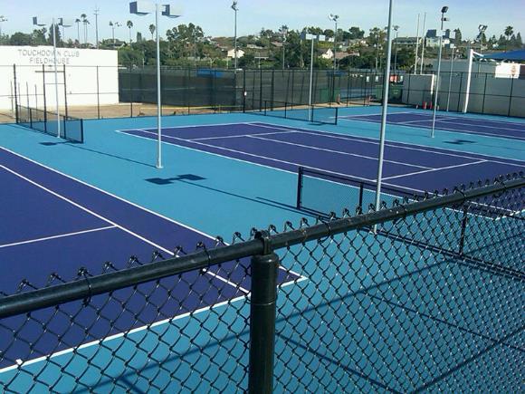 Tennis Courts - California Surfacing